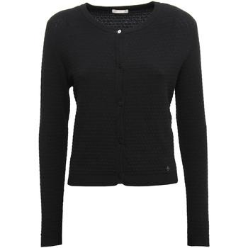 Textiel Dames Vesten / Cardigans NeroGiardini A964525D Zwart