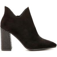 Schoenen Dames Low boots Café Noir MA956 Zwart