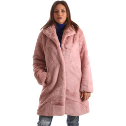 Textiel Dames Mantel jassen Invicta 4444005/D Roze
