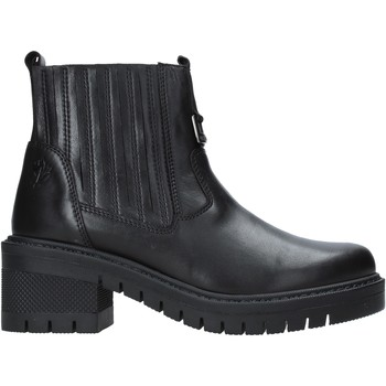 Schoenen Dames Enkellaarzen Lumberjack SW50613 001 B01 Zwart