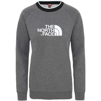 Textiel Dames Sweaters / Sweatshirts The North Face NF0A3L3NDYY1 Grijs
