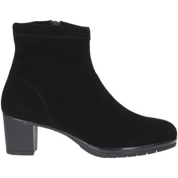 Schoenen Dames Enkellaarzen Susimoda 825381 Zwart