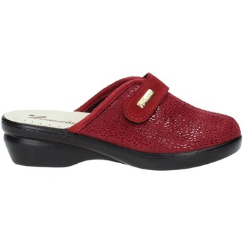 Schoenen Dames Sloffen Susimoda 6836 Rood