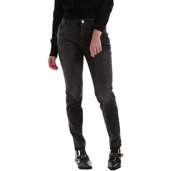 Textiel Dames Jeans Fracomina FR19FMJ123 Zwart