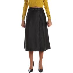 Textiel Dames Rokken Fracomina FR19FM501 Zwart