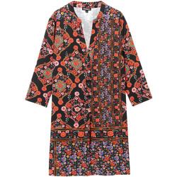 Textiel Dames Korte jurken Desigual 19WWVW94 Zwart