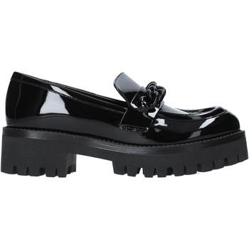 Schoenen Dames Mocassins Pregunta PAA21 Zwart