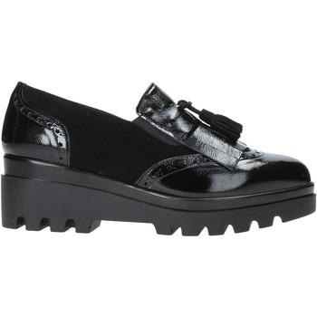Schoenen Dames Instappers Grace Shoes 1935 Zwart