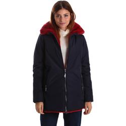 Textiel Dames Jacks / Blazers Invicta 4432338/D Blauw