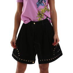 Textiel Dames Rokken Versace A9HUB301APD3W899 Zwart