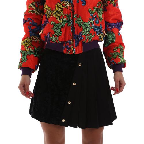 Textiel Dames Rokken Versace A9HUB30505487899 Zwart