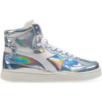 Schoenen Dames Hoge sneakers Diadora 201.175.511 Zilver