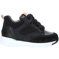 Schoenen Kinderen Lage sneakers NeroGiardini A923730M Zwart