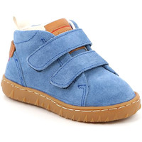 Schoenen Kinderen Laarzen Grunland PP0272 Blauw
