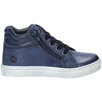 Schoenen Kinderen Hoge sneakers Melania ME6453F9I.D Blauw