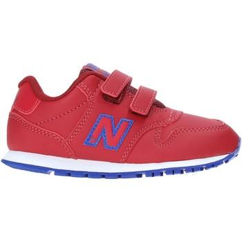 Schoenen Kinderen Lage sneakers New Balance NBIV500DA Rood