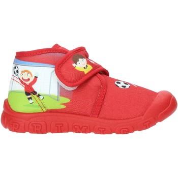 Schoenen Kinderen Sloffen Primigi 4445066 Rood