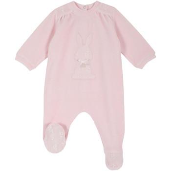 Textiel Meisjes Jumpsuites / Tuinbroeken Chicco 09021844000000 Roze