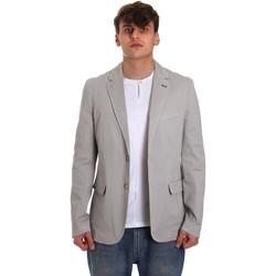 Textiel Heren Jasjes / Blazers Gaudi 011BU35025 Grijs