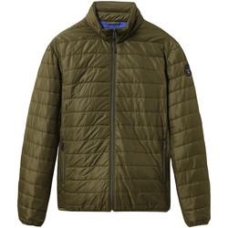 Textiel Heren Dons gevoerde jassen Napapijri NP0A4ECB Groen