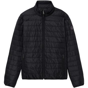 Textiel Heren Dons gevoerde jassen Napapijri NP0A4ECB Zwart