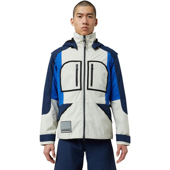 Textiel Heren Jacks / Blazers Napapijri NP0A4E7W Grijs