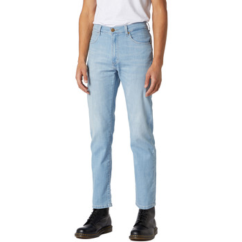 Textiel Heren Jeans Wrangler W12OQ1159 Blauw