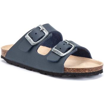 Schoenen Kinderen Leren slippers Lumberjack SB78706 002 S03 Blauw