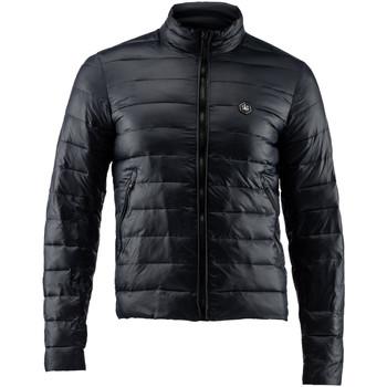 Textiel Heren Dons gevoerde jassen Lumberjack CM68722 004 405 Zwart