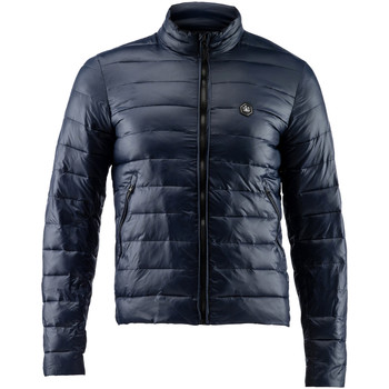 Textiel Heren Dons gevoerde jassen Lumberjack CM68722 004 405 Blauw