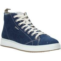 Schoenen Heren Hoge sneakers IgI&CO 5137811 Blauw