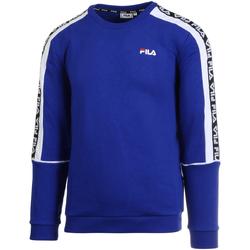 Textiel Heren Sweaters / Sweatshirts Fila 687698 Blauw
