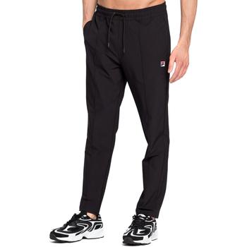 Textiel Heren Trainingsbroeken Fila 687711 Zwart