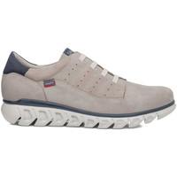 Schoenen Heren Lage sneakers CallagHan 12911 Grijs