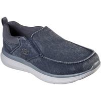 Schoenen Heren Mocassins Skechers 210025 Blauw