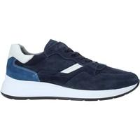 Schoenen Heren Lage sneakers NeroGiardini E001491U Blauw