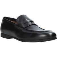 Schoenen Heren Mocassins Rogers CAR01 Zwart