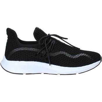 Schoenen Heren Lage sneakers Rocco Barocco N19.3 Zwart