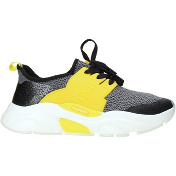 Schoenen Heren Lage sneakers Rocco Barocco N17.2 Zwart