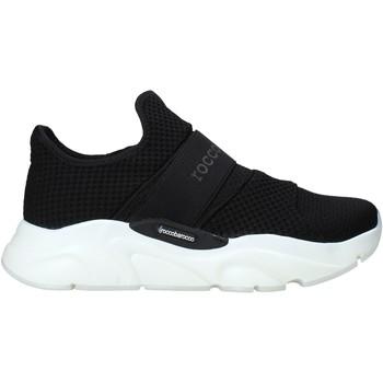 Schoenen Heren Sneakers Rocco Barocco N18 Zwart
