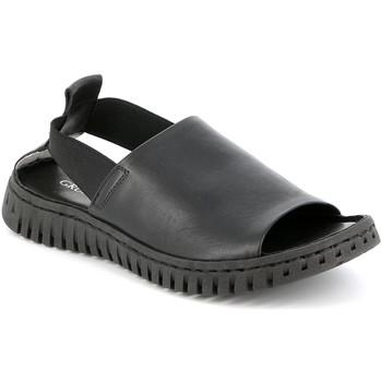 Schoenen Dames Sandalen / Open schoenen Grunland SA2538 Zwart