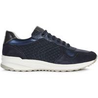 Schoenen Dames Lage sneakers Geox D022SA 0GN22 Blauw