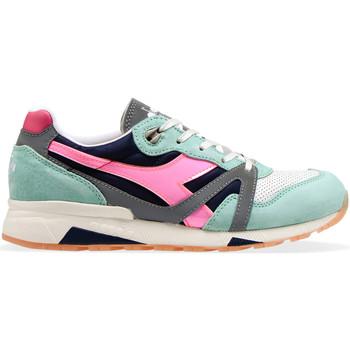Schoenen Dames Lage sneakers Diadora 201176278 Groen