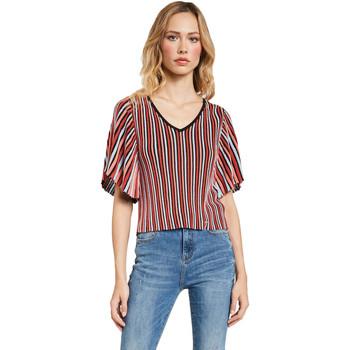 Textiel Dames Tops / Blousjes Gaudi 011FD53001 Rood