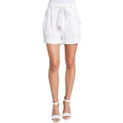 Textiel Dames Korte broeken / Bermuda's Gaudi 011BD25046 Wit
