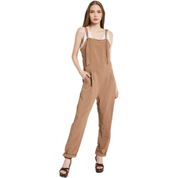 Textiel Dames Jumpsuites / Tuinbroeken Gaudi 011BD25049 Bruin