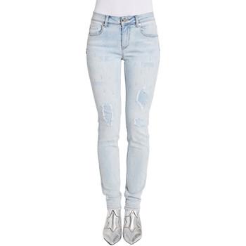 Textiel Dames Skinny jeans Gaudi 011BD26025 Blauw