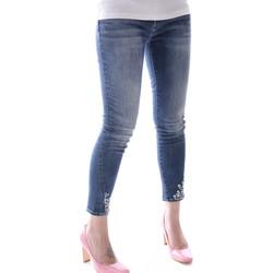 Textiel Dames Skinny jeans Fracomina FR20SPJBETTY Blauw