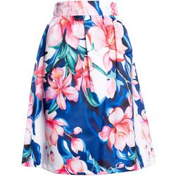 Textiel Dames Rokken Fracomina FR20SP070 Blauw