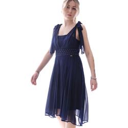 Textiel Dames Korte jurken Fracomina FR20SP599 Blauw